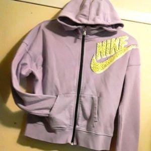 Nike Zip-Up Hoody